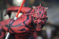Darth Maul, Paris