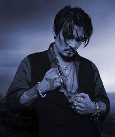 ♥ Johnny Depp ♥ Dior Sauvage Eau de Parfum
