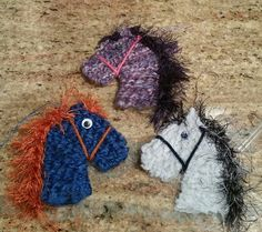 How to make a Horse Head Christmas Ornament or Decoration