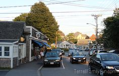 Downtown Chatham, Cape Cod  I did some fun shopping here and always visit the Black Dog store.  They have a good assortment for everyone.