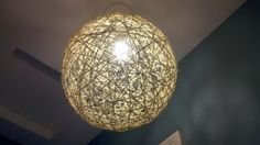 remember this light that I've been saying I was going to make for several years? I found a GREAT how to guide!