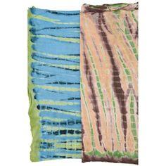 Tie Dye Infinity Scarfs