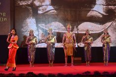 Intangible Cultural Heritage-European Tourism Academy Angkor heritage Khmer New Year, Angkor, Cambodia, Tourism, Culture, Dance, Concert, World, Painting