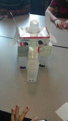 More creativity- Elephant