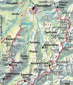 Die Allgäuer Höhenwege als Runde durch das Herz der Allgäuer Bergwelt zählen zu den Klassikern schlechthin. Abwechslung pur wird garantiert!