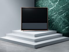 """Bang & Olufsen is celebrating its anniversary with a new collection called """"Love Affair."""" The collection consists of six current products Tv Unit Design, Bang And Olufsen, Home Gadgets, Roaring Twenties, Home Cinemas, Love Affair, 90th Birthday, Business Design, Scandinavian Style"""