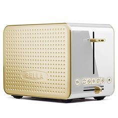 Applause for the Gold Toaster!