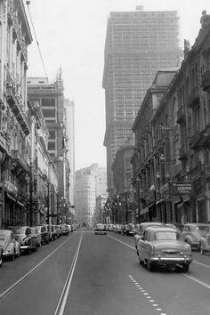 Veja imagens de São Paulo na decada de 50 clique na foto