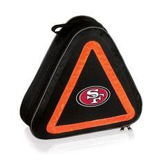 San Francisco 49ers Roadside Emergency Kit w/Digital Print