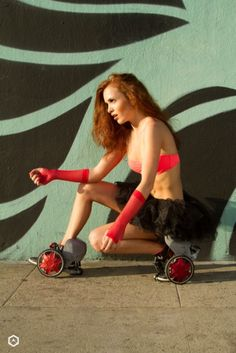 World's First Smart Electric Skates