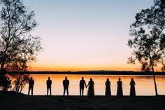 Noosa Wedding | Noosa North Shore | Sunshine Coast Weddings | Lake | Ceremony | Reception | Venue | Justin Ma Weddings