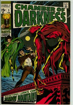 Chamber of Darkness 3 (VF+ 8.5)