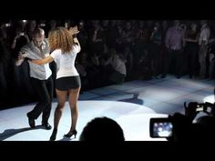 ▶ Ataca y La Alemana en Concepcion - YouTube - they are such great dancers, I'd love to be able to dance like this!