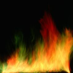 How To Make Colored Fire (Ask an Expert): Applying metal salts to a fire will allow you to produce colored flames.