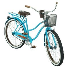 """This bike would he perfect id it dis t have stupid coaster breaks! Huffy Women's Deluxe 26"""" Cruiser Bicycle"""