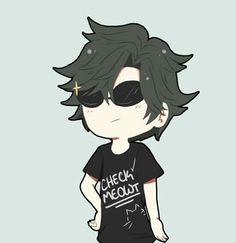 Jumin I need that shirt....