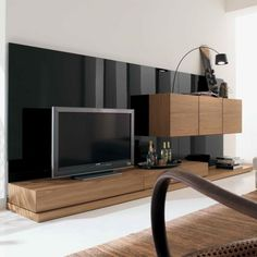 Pictures Of TV Wall Units With Black Design And Modern Lighting Also Wooden Shelf Pictures of TV Wall Units Home Entertainment surrond sound dvd system sound system sony htib entertaiment centers