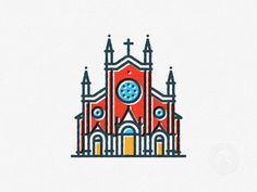 Symbolic Istanbul by Tamer Koseli, via Behance