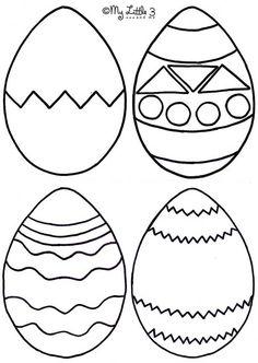 easter egg template printable jpg decorating craft ideas