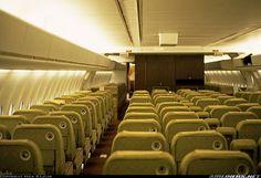 Air Zaire DC-10 interior