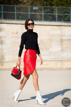black and red street style 3