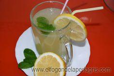 Limonada alcalina caser - El Fogón de la Perla Gris
