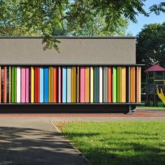thecupboard:  (via Kindergarten Kekec by Arhitektura Jure Kotnik)