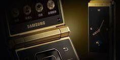 Galaxy Golden 3, el nuevo teléfono de Samsung con tapita http://j.mp/1OETJW5 |  #Gadgets, #GalaxyGolden3, #Samsung, #Smartphone