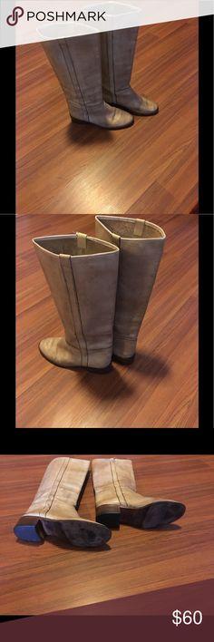 Unique distressed leather boots Unique distressed leather boots Shoes Winter & Rain Boots