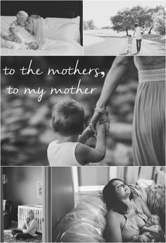 To The Mothers.