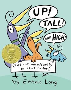 Up, Tall and High by Ethan Long http://www.amazon.com/dp/0399256113/ref=cm_sw_r_pi_dp_QaSgvb0G4790Z