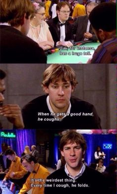 Jim is such a savage