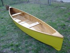 Quick Canoes – Easy to build | Storer Boat Plans in Wood and Plywood