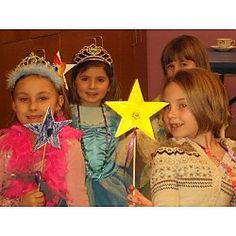 A Crafty Princess Tea Party Workshop Guilford, CT #Kids #Events