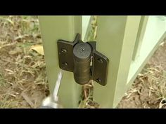 TruClose Hinge Product Information - YouTube