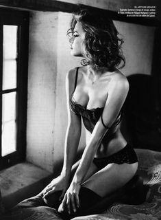 my secret desire to be a lingerie model... lol