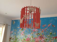 Butterfly Lamps Shade