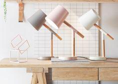 Josh & Jenna's latest range for Beacon Lighting combines metallics and raw materials - The Interiors Addict