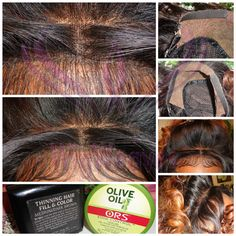 How To Conceal Your Closure Edges