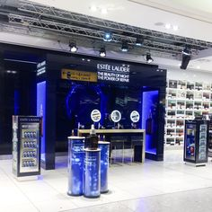 The global airport retail market will grow 72.9% to $52.9 billion by 2019. Duty-free sales of perfumes, luxury goods and cosmetics will increase another 25%.