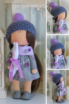 Tilda doll, rag doll, cloth doll, interior doll handmade