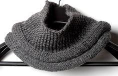 Free Knitting Pattern Infinity Scarf Cowl