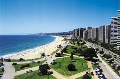 Vina Del Mar - One hour from Santiago