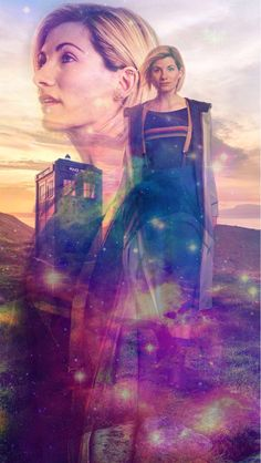 13th Doctor iPhone Wallpaper