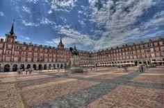 Plaza Mayor Plaza, Trips, Louvre, Building, Travel, Viajes, Buildings, Traveling, Tourism