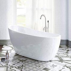 A Master Bathroom Renovation Bathroom Furniture, Bathroom Interior, Modern Bathroom, Bathroom Ideas, Bathroom Layout, Attic Bathroom, Bathroom Cabinets, Bathroom Designs, Small Bathroom Bathtub