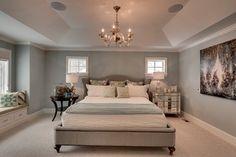 Great Neighborhood Homes - Spring Parade of Homes #307 - Edina, MN traditional bedroom