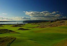 Humpback  Golf Hole 7, Par 4 • Chambers Bay