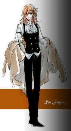 Jinguji Ren