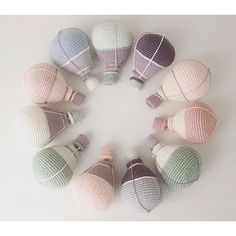 Loving this color pallette. Crochet Cow, Crochet Patterns Amigurumi, Love Crochet, Learn To Crochet, Easy Crochet, Diy Crafts Crochet, Crochet Gifts, Crochet Projects, Sewing Crafts